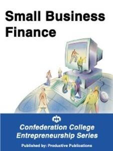 Small Business Finance als eBook Download von C...