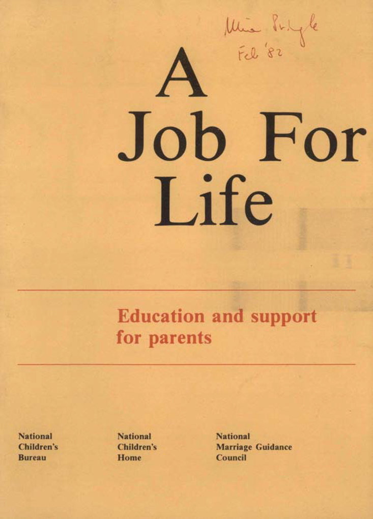 A Job for Life als eBook Download von Gillian P...