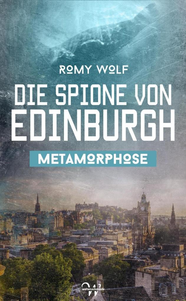 Die Spione von Edinburgh 2 als eBook