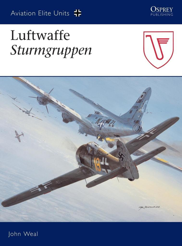 Luftwaffe Sturmgruppen als eBook Download von J...