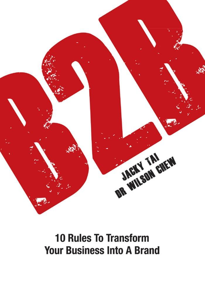 B2B als eBook Download von Jacky & Chew, Wilson...