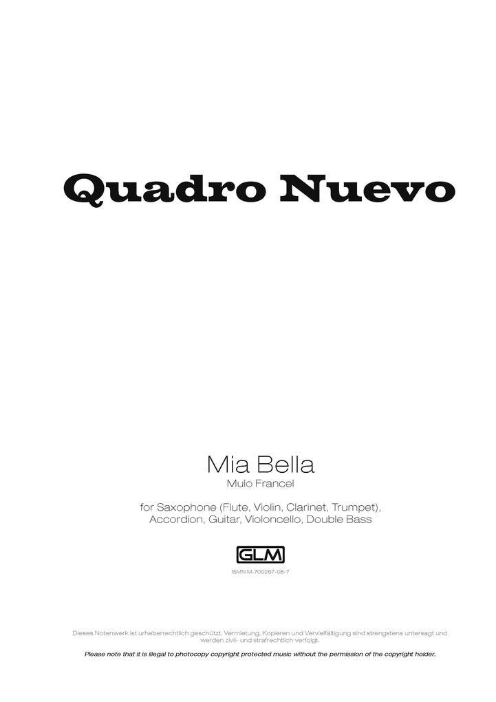 Mia Bella als eBook Download von
