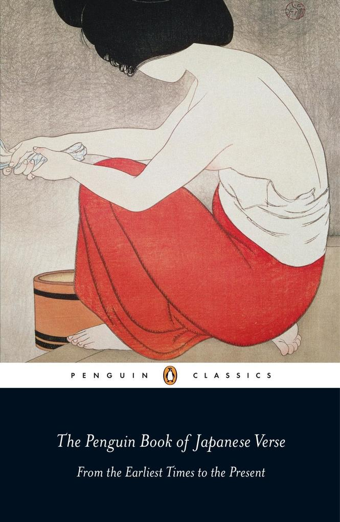 The Penguin Book of Japanese Verse als eBook Do...