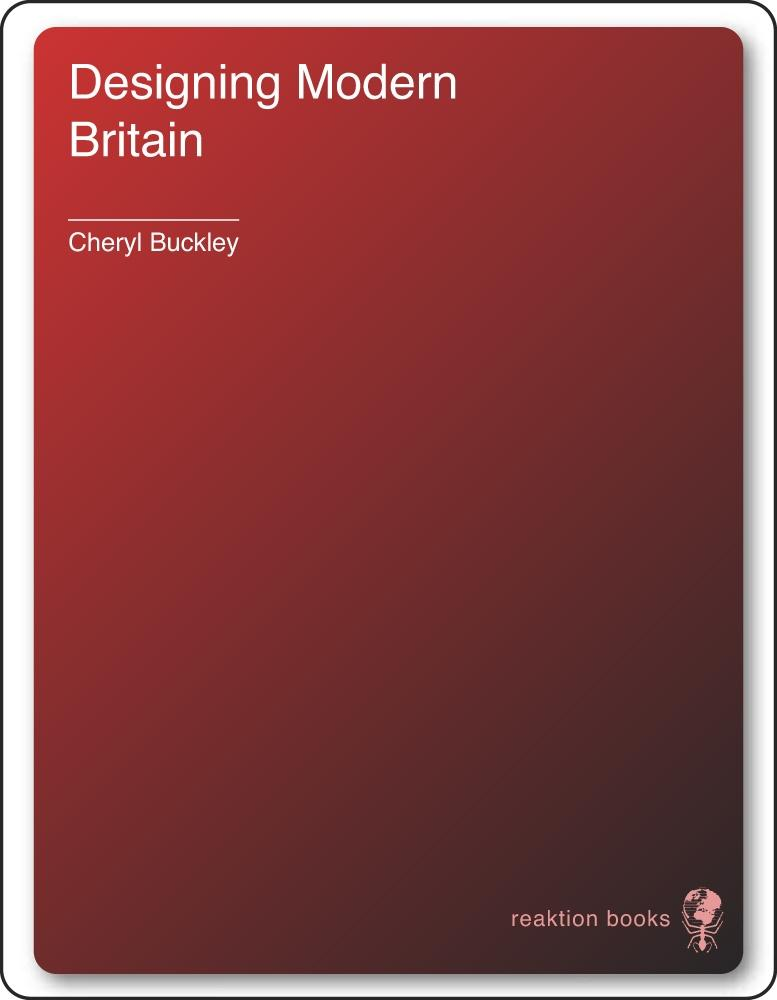 Designing Modern Britain als eBook Download von...
