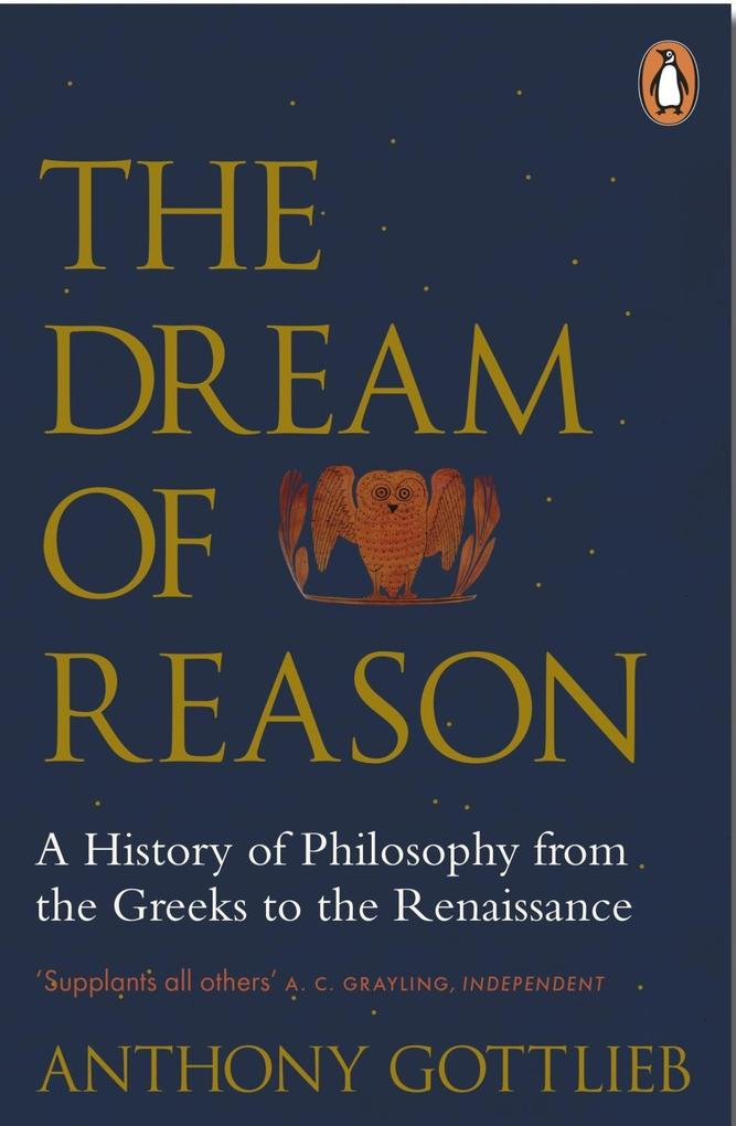 The Dream of Reason als eBook Download von Anth...