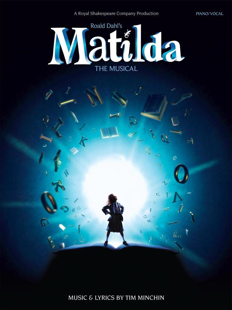 Matilda: The Musical (PVG) als eBook Download v...