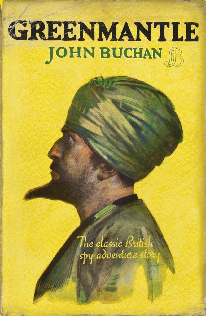 Greenmantle als eBook epub