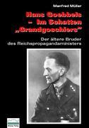 """Hans Goebbels - Im Schatten """"Grandgoschiers"""""""