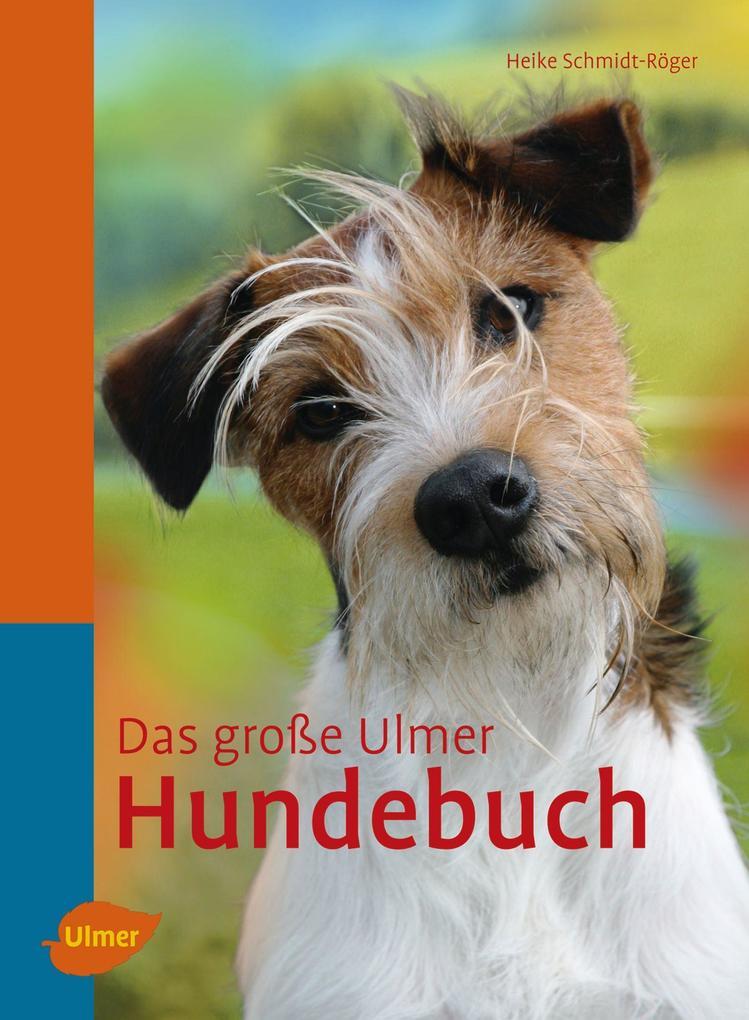 Das große Ulmer Hundebuch als eBook Download von Heike Schmidt-Röger - Heike Schmidt-Röger