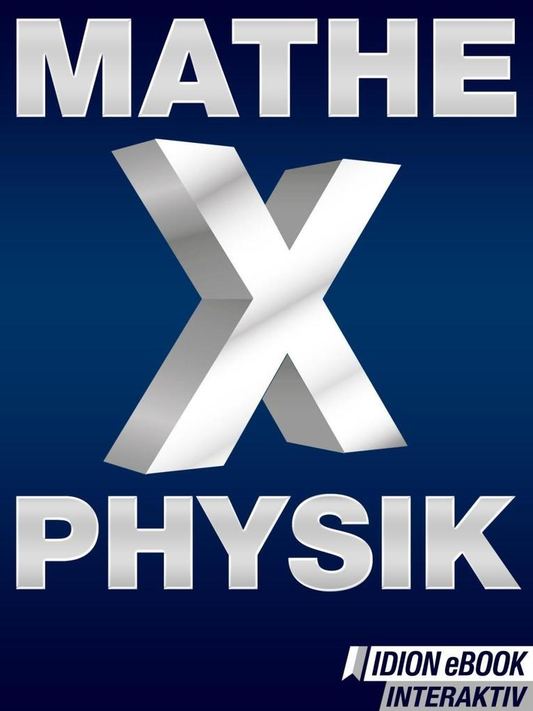 Mathe X Physik als eBook Download von