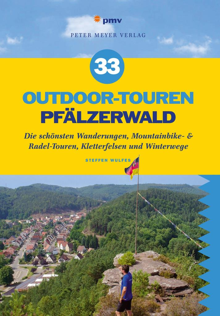 33 Outdoor-Touren Pfälzerwald als eBook Downloa...