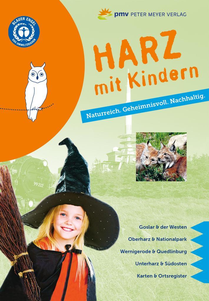 Harz mit Kindern als eBook Download von Kirsten...