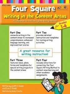 Four Square Writing in the Content Areas for Gr...