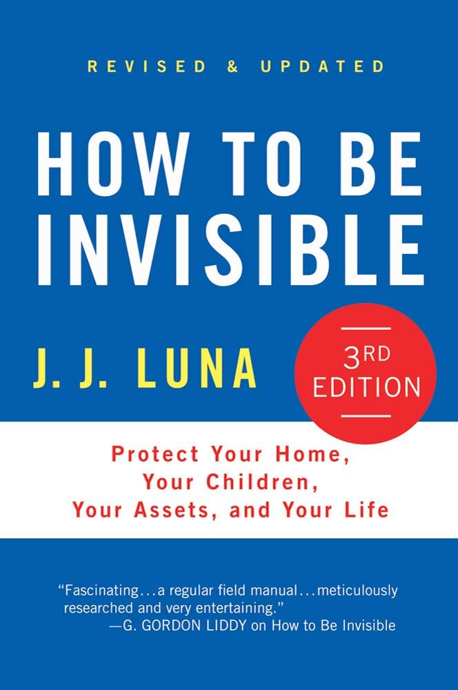 How to Be Invisible als eBook Download von J. J...