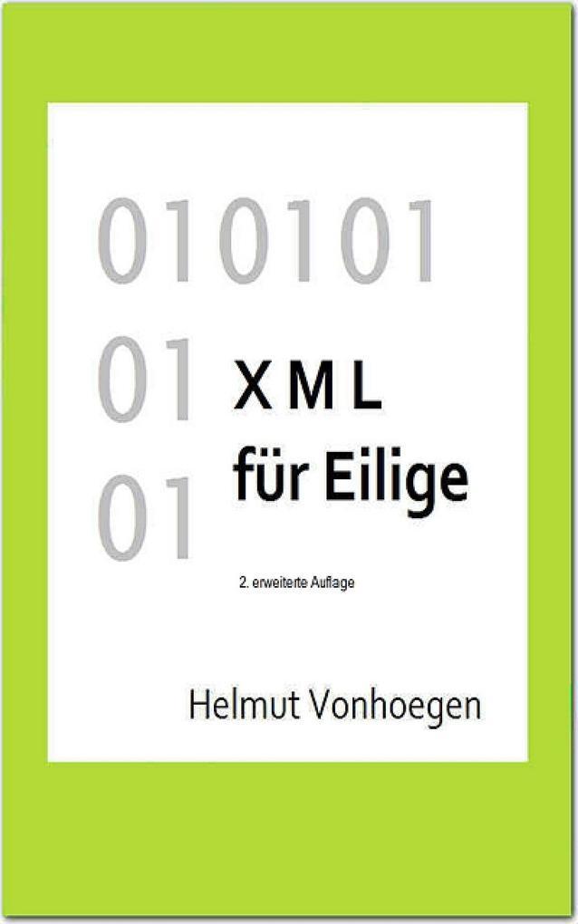 XML für Eilige als eBook Download von Helmut Vo...