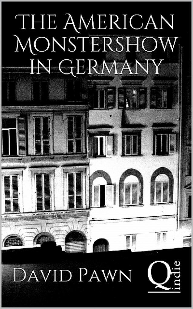 The American Monstershow in Germany als eBook epub