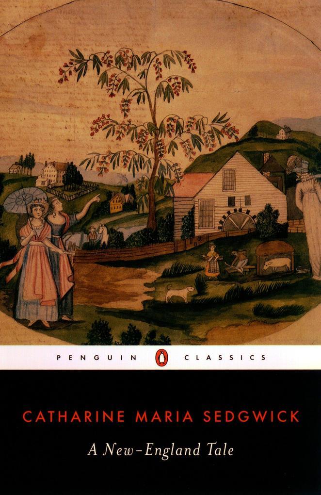 A New-England Tale als Taschenbuch