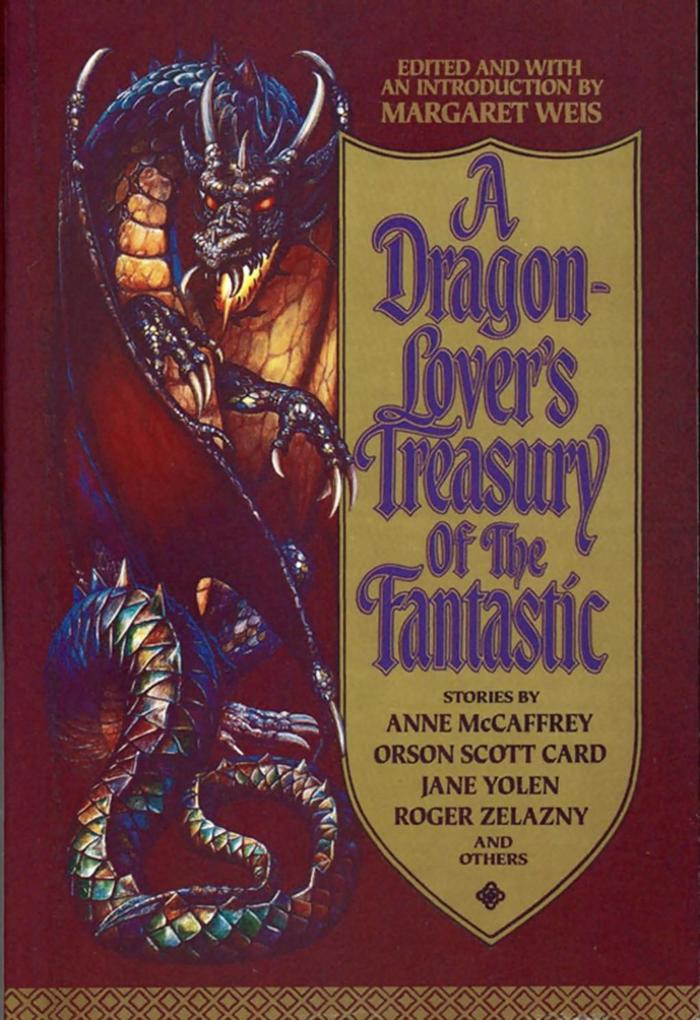 A Dragon-Lover's Treasury of the Fantastic als eBook epub