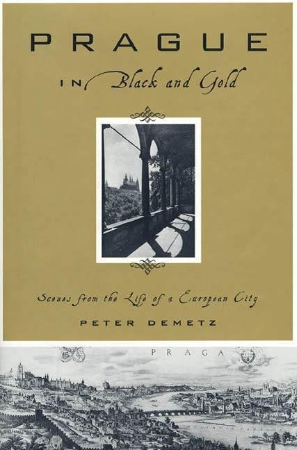 Prague in Black and Gold als eBook Download von...