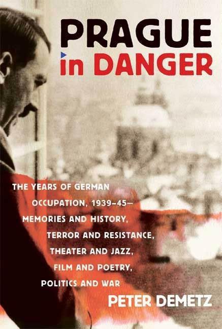 Prague in Danger als eBook Download von Peter D...
