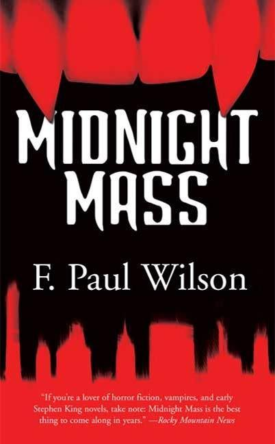 Midnight Mass als eBook Download von F. Paul Wi...