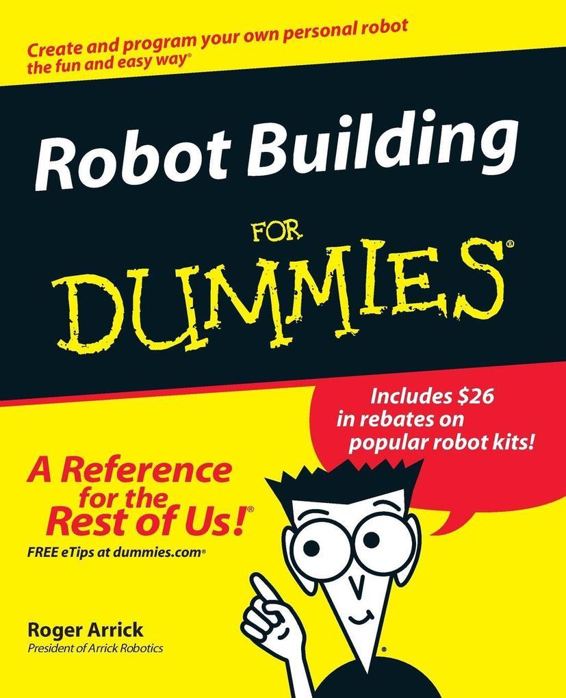 Robot Building For Dummies als Buch