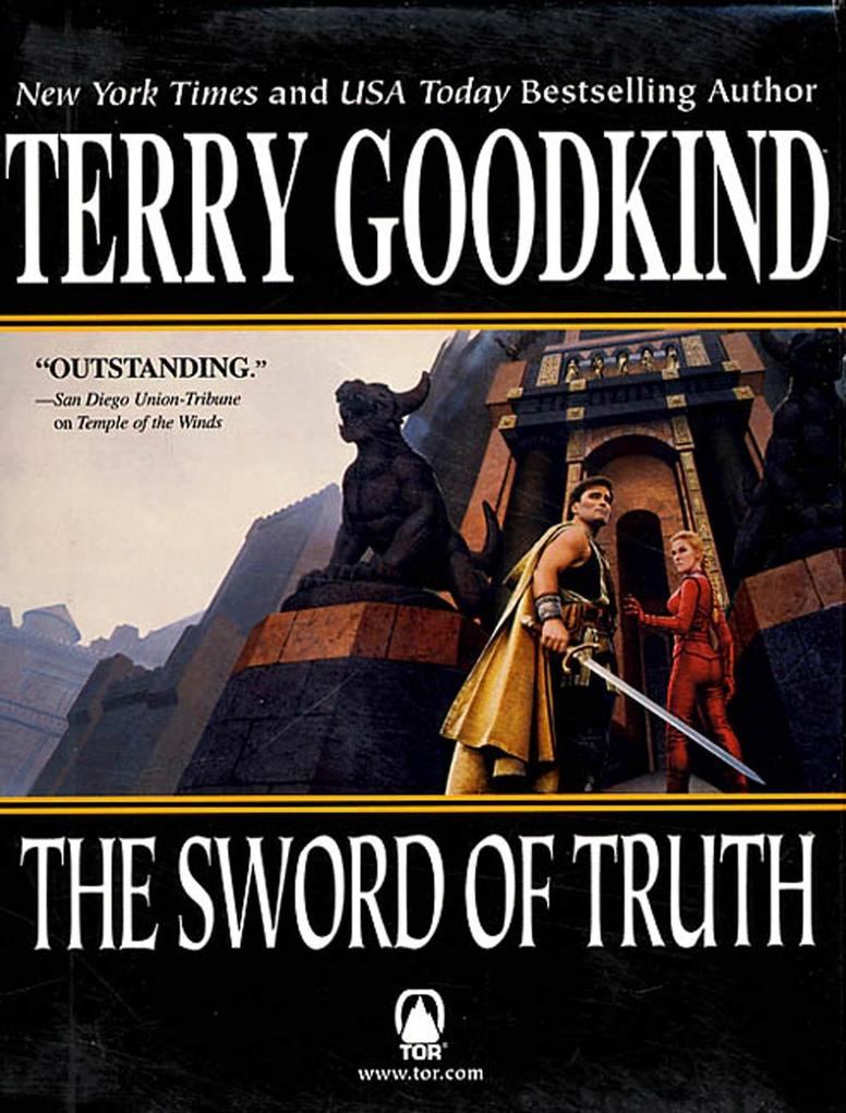 The Sword of Truth Boxed Set II, Books 4-6 als Taschenbuch