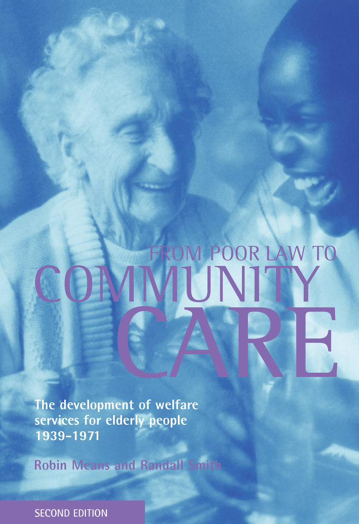 From Poor Law to community care als eBook Downl...