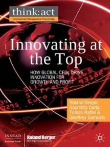 Innovating at the Top als eBook Download von Ro...