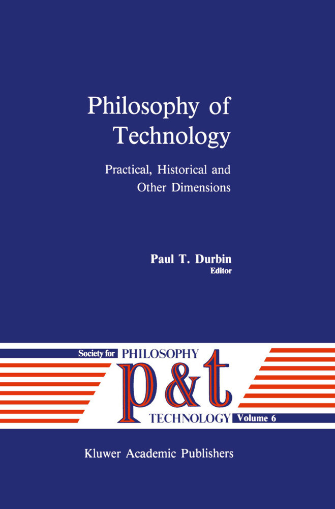 Philosophy of Technology als Buch