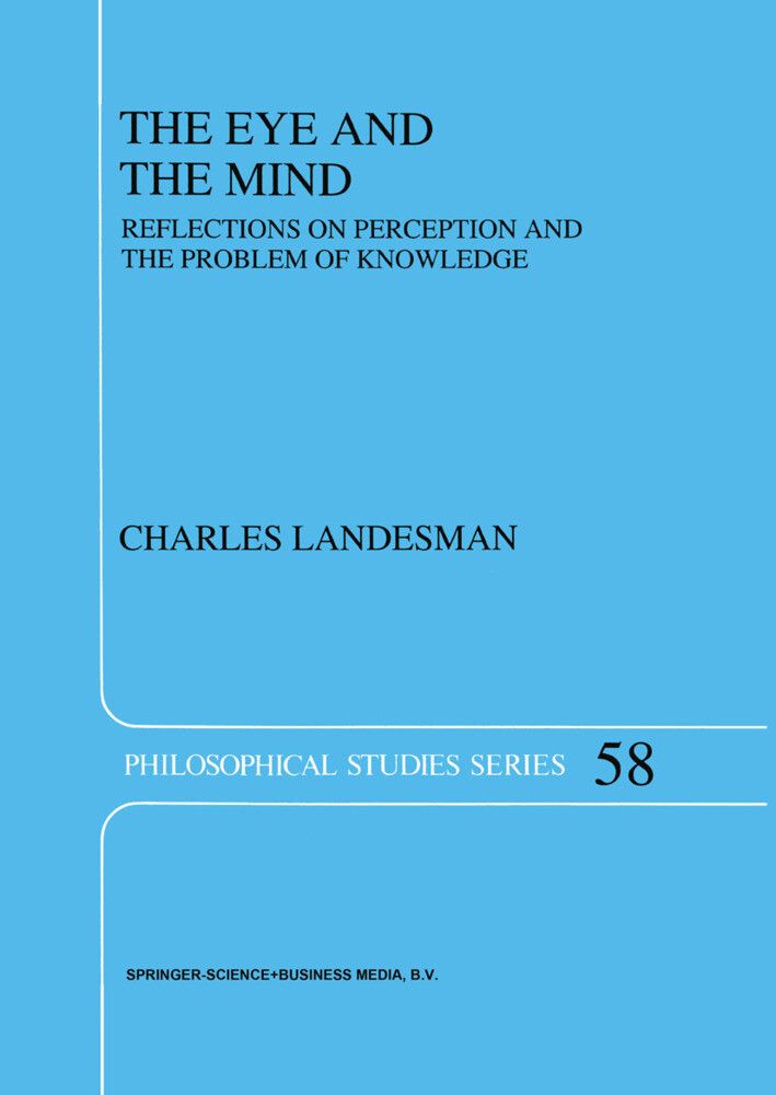 The Eye and the Mind als Buch
