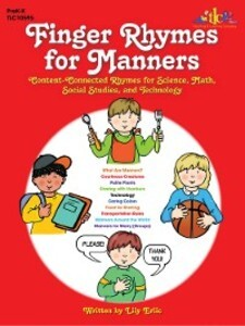 Finger Rhymes for Manners als eBook Download vo...