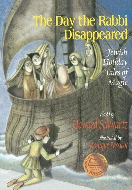 The Day the Rabbi Disappeared: Jewish Holiday Tales of Magic als Taschenbuch