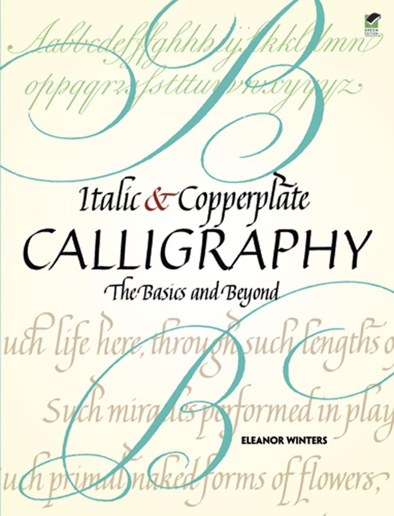 Italic and Copperplate Calligraphy als eBook Do...