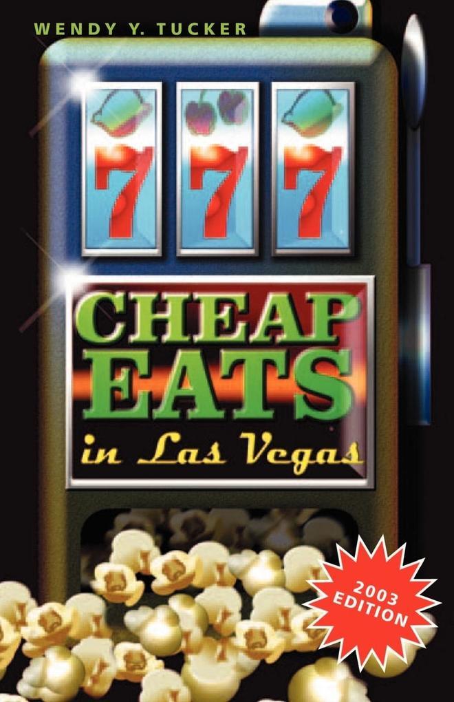 777 Cheap Eats in Las Vegas als Taschenbuch