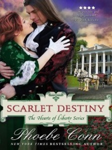 Scarlet Destiny als eBook Download von Phoebe Conn