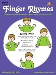 Finger Rhymes als eBook Download von Lily Erlic