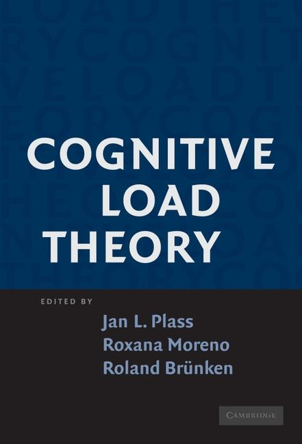 Cognitive Load Theory als eBook Download von