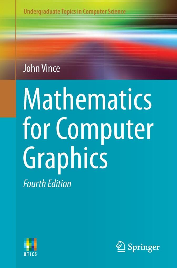 Mathematics for Computer Graphics als eBook Dow...
