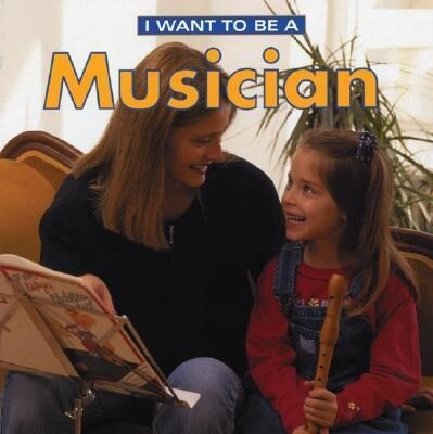 I Want to Be a Musician als Buch