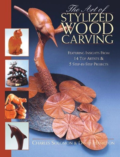 Art of Stylized Wood Carving als Taschenbuch