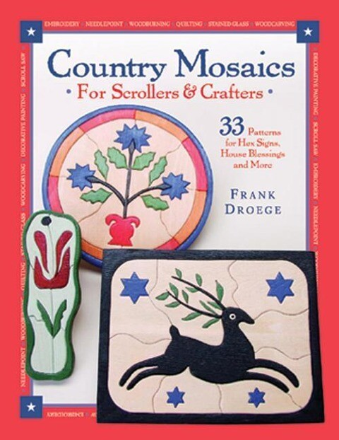 Country Mosiacs for Scrollers and Crafters als Taschenbuch