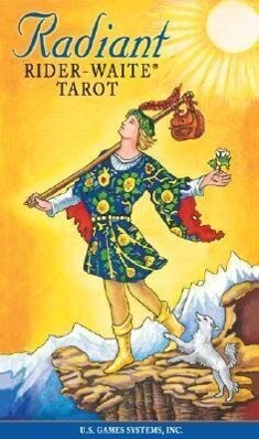 Radiant Rider-Waite Tarot Deck als Buch