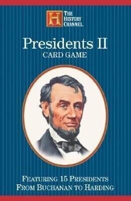 Presidents Deck II als Spielwaren