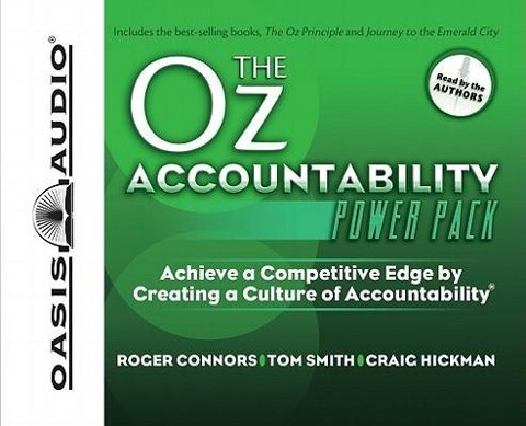 The Oz Accountability Power Pack als Hörbuch