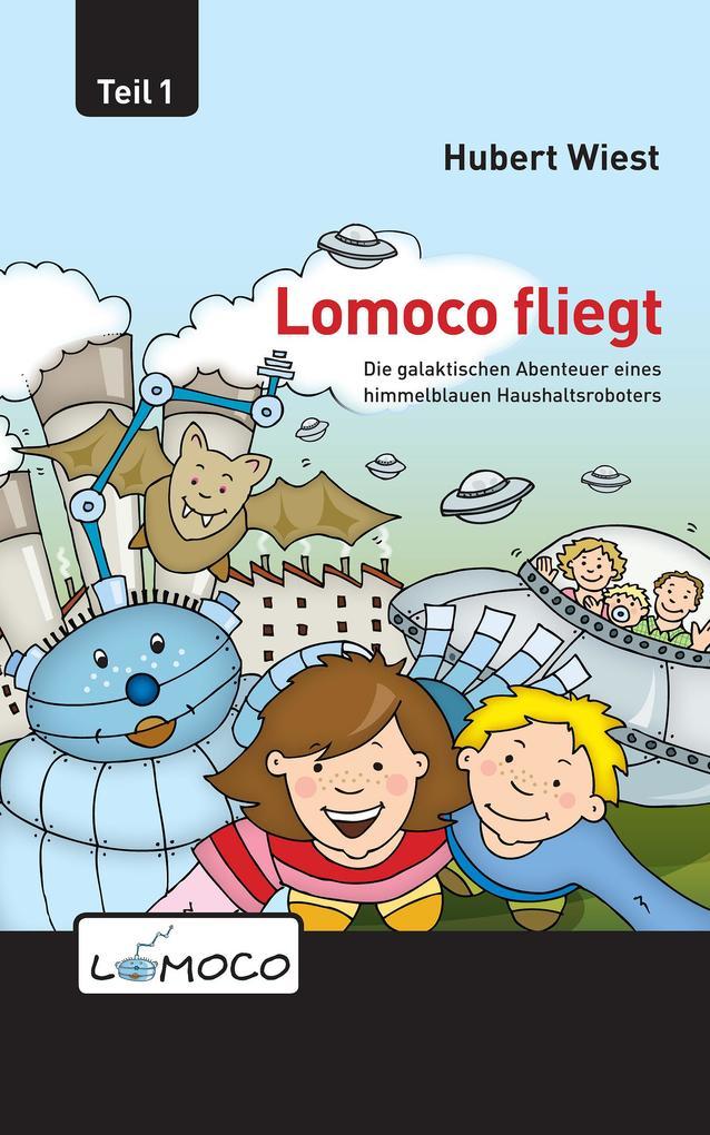 Lomoco fliegt als eBook