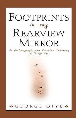Footprints in My Rearview Mirror als Taschenbuch