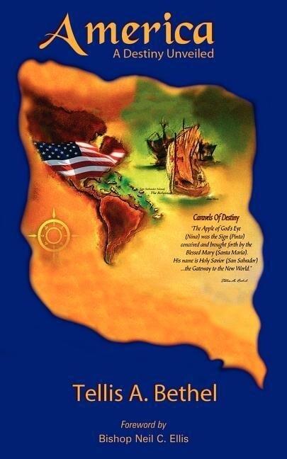 America-A Destiny Unveiled als Taschenbuch