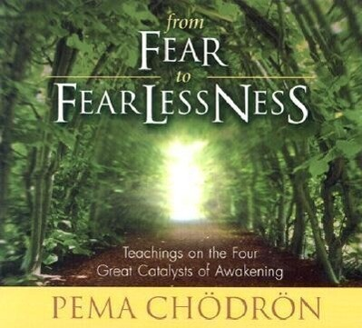 From Fear to Fearlessness: Teachings on the Four Great Catalysts of Awakening als Hörbuch