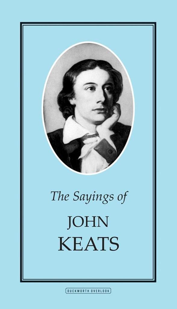 The Sayings of John Keats als eBook Download vo...
